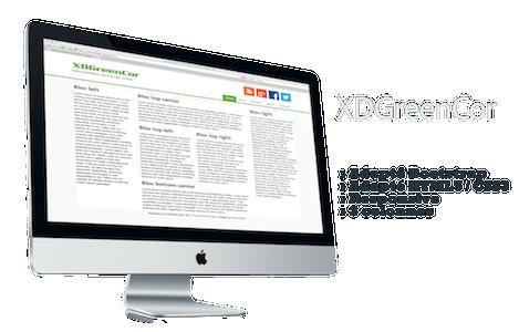 Thème Xoops XD_blogging